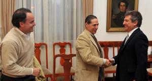 La CNEA y el Gobierno de Entre Ríos establecen objetivos estratégicos de trabajo conjunto
