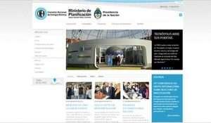 CNEA nueva Web