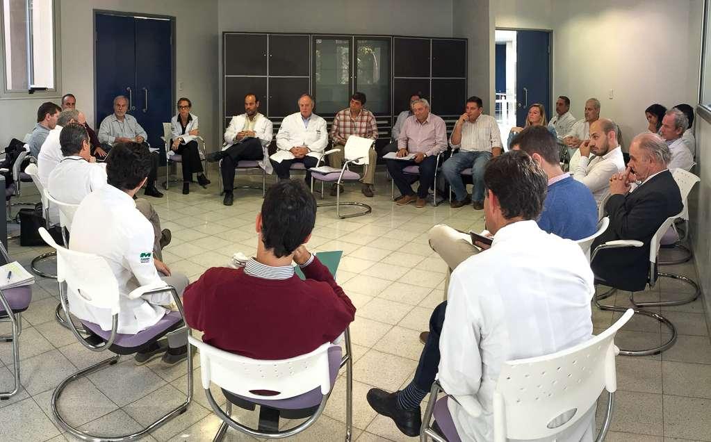 Reunión en Mendoza: Plan Nacional de Medicina Nuclear