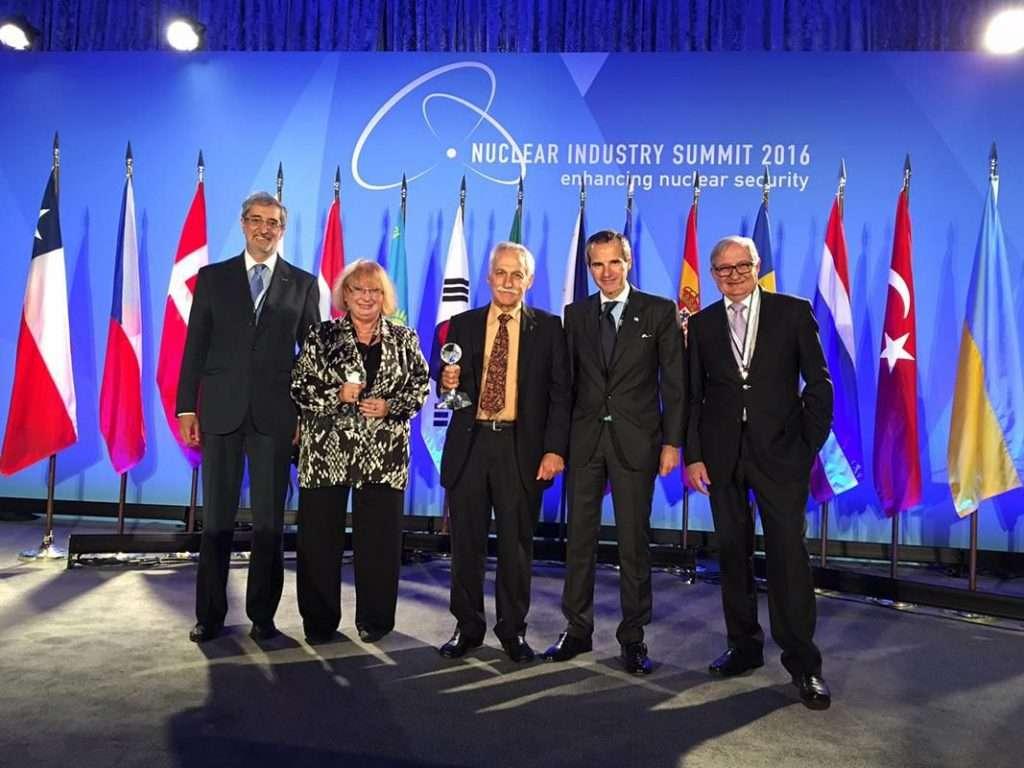 CNEA INVAP Premiados