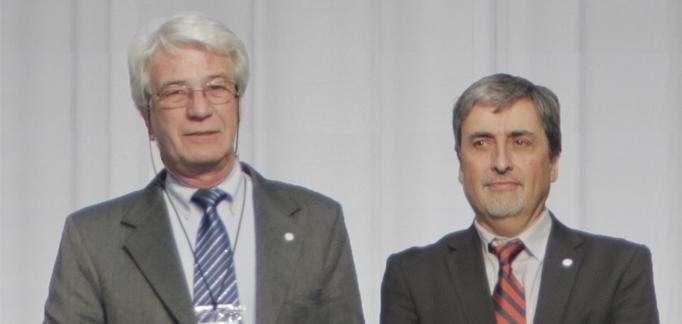 Osvaldo Calzetta Larrieu y Alberto Lamagna fueron designados como Presidente y Vicepresidente de la Comisión Nacional de Energía Atómica.