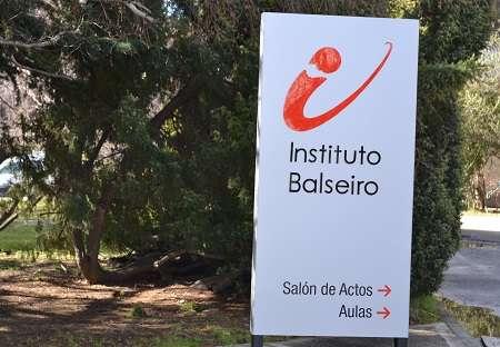 Salón de Actos del Instituto Balseiro, en el Centro Atómico Bariloche