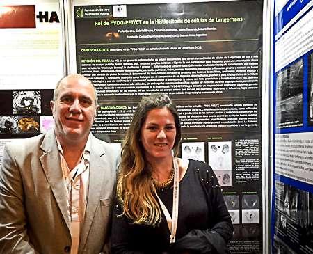 Paola Corona y Christian González (FCDN)