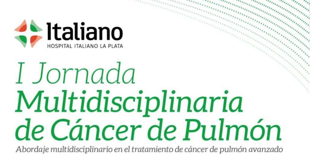 I Jornada Multidisciplinaria de Cáncer de Pulmón
