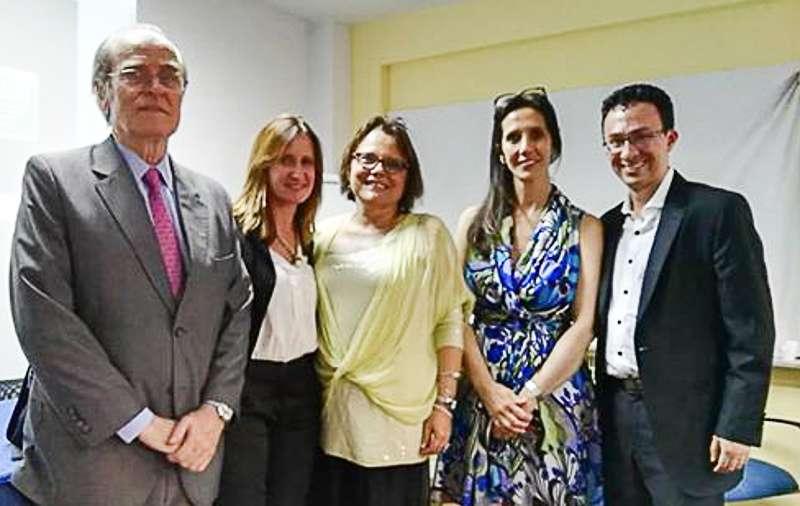 Sonia Traverso Cerrando la Mesa sobre Algoritmo Diagnóstico y terapeútico en Cáncer de Próstata en el Pre Congreso de la AABYMN