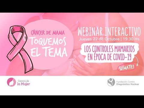 Webinar Cancer de Mama: Toquemos el Tema