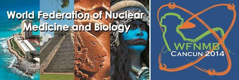 Congreso Mundial de medicina Nuclear Cancun 2014