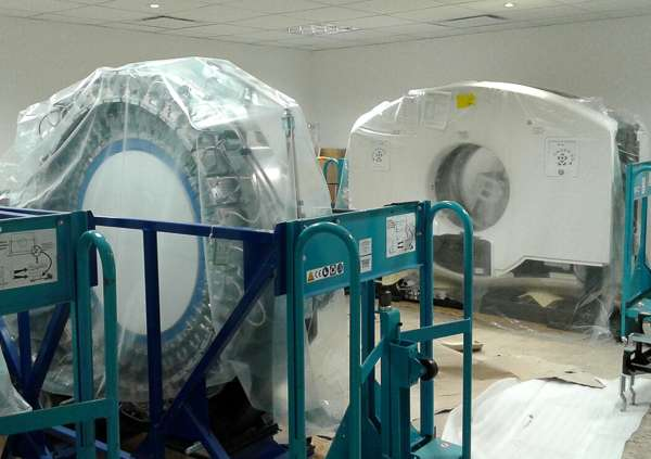 PET-CT en la Academia Nacional de Medicina