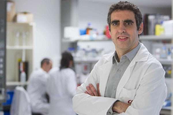 Manel Esteller, director del equipo de investigadores encargados del estudio. EFE/Marta Pérez