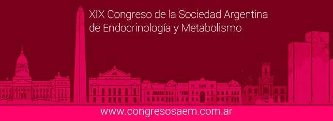 Congreso argentino de Endocrinologia