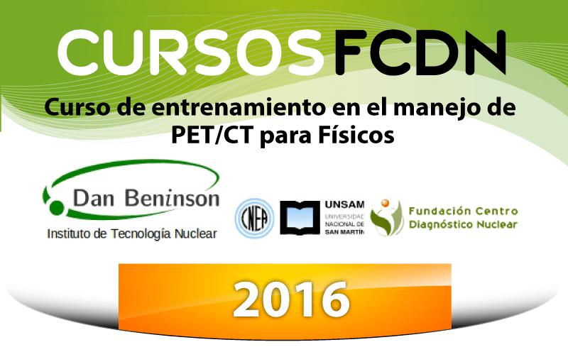 Curso introductorio a PET-CT para físicos FCDN-UNSAM