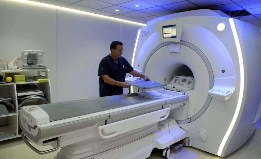 La provincia se coloca en la frontera tecnológica en el diagnóstico de cáncer. |@ Marcelo Ruiz / Los Andes