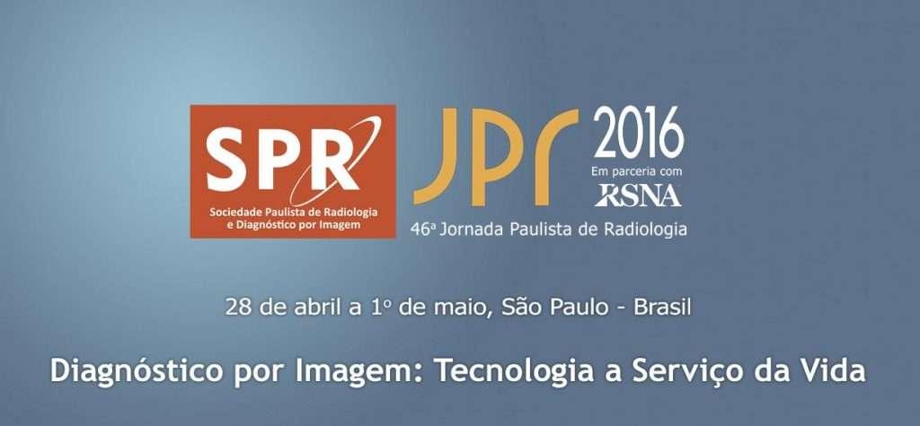 FCDN en las Jornadas Paulistas de Radiología 2016