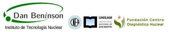 Instituto Beninson , CNEA, UNSAM, Fundación Centro Diagnóstico Nuclear