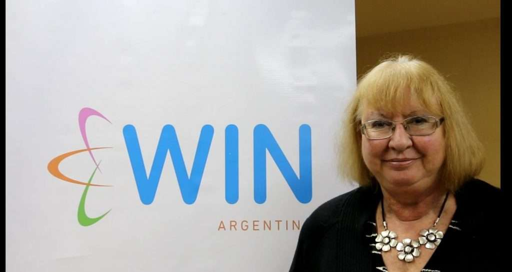 Norma Boero Premio Anual de Women in Nuclear Global