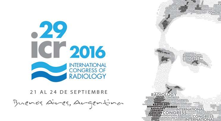 Congreso ICR (International Congress of Radiology) 2016
