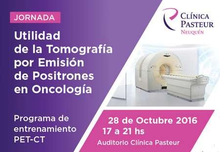 Jornada y Entrenamiento en PET/CT en Neuquén
