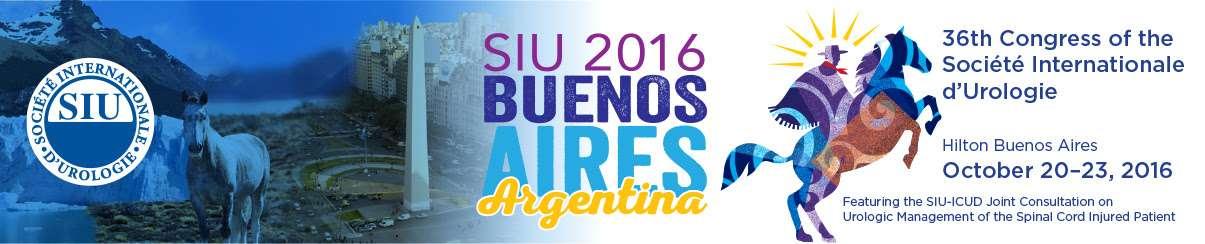 36° Congreso de la Sociedad Internacional de Urología
