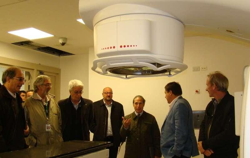 puesta en marcha del Centro Integral de Medicina Nuclear y Radioterapia de Bariloche