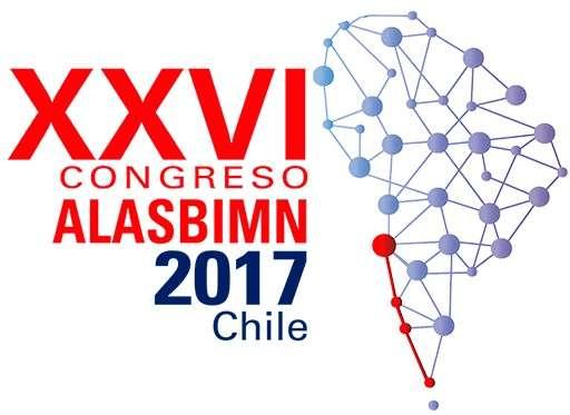 Congreso ALASBIMN 2017 en Santiago de Chile