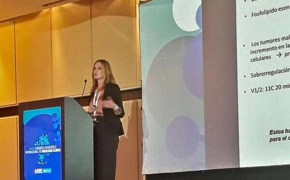 Sonia Traverso de la FCDN en el XXIII Congreso Argentino e Internacional de Oncología Clínica