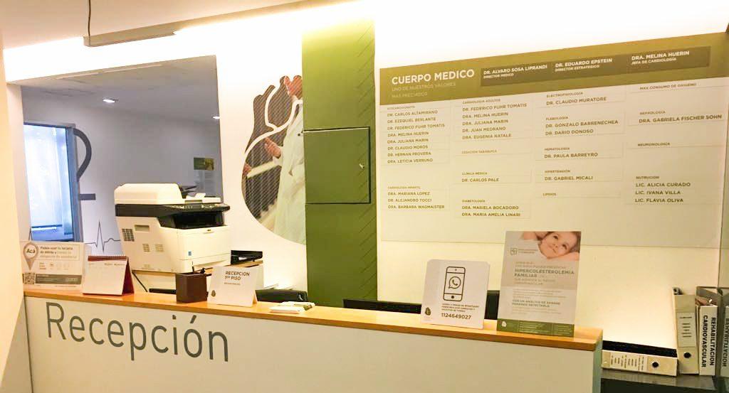 Nueva Sede de FCDN en San Isidro