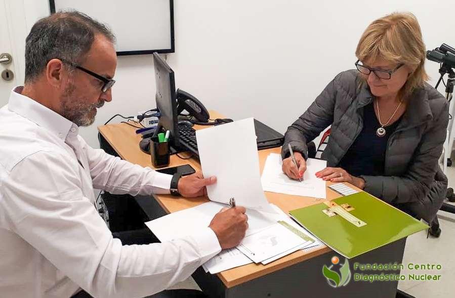 Acuerdo de cooperación FCDN Macma 2