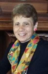Dra. Mónica T. F. Aixalá Presidenta del 73º Congreso Argentino de Bioquímica