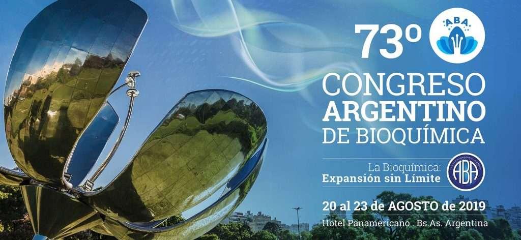 73 Congreso de Bioquimica Portada