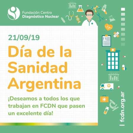 Día de la Sanidad