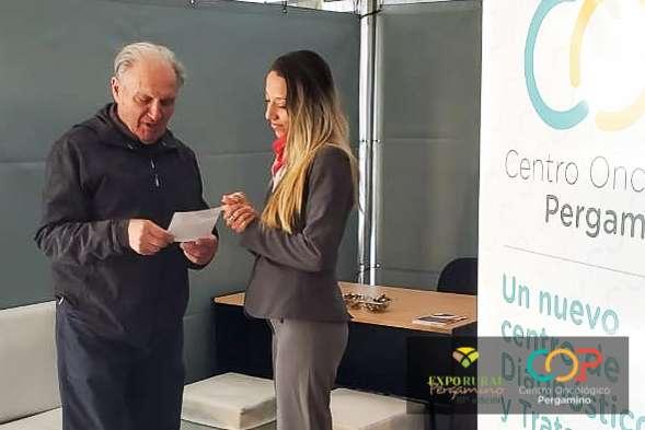 Centro Oncológico Pergamino - COP en la Expo Rural Pergamino 2019