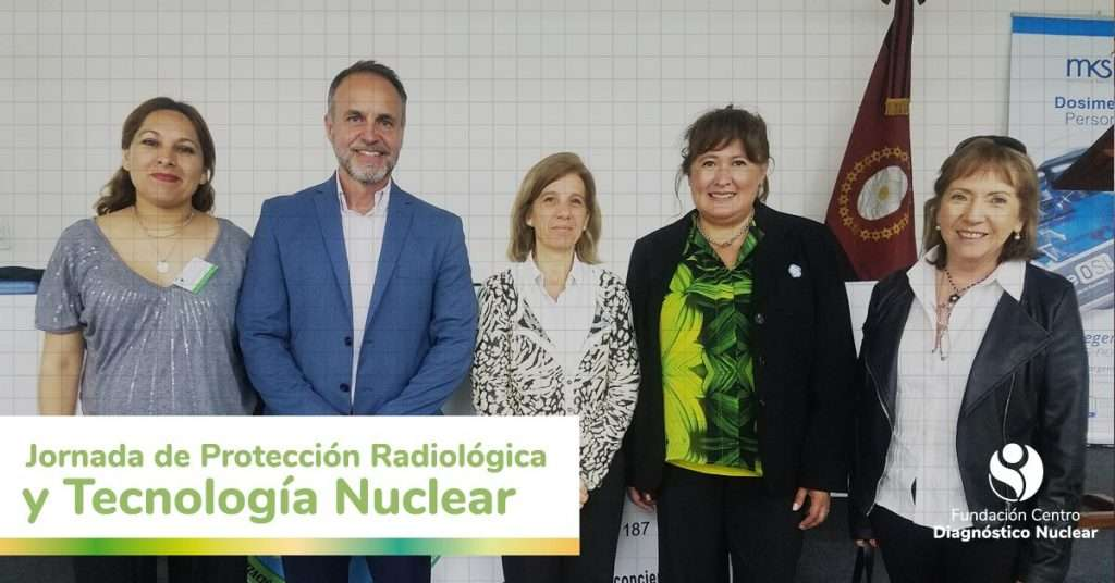 Jornadas de Protección Radiológica y Tecnología Nuclear Aplicada a la Medicina del NOA Y NEA