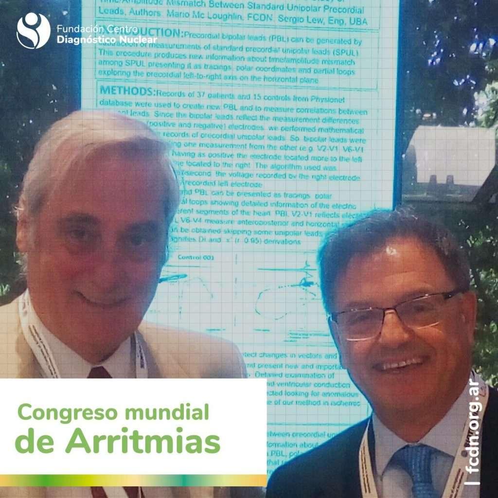 16° Congreso Mundial de Arritmias y 9° Congreso Argentino de Arritmiaso Nuclear (FCDN).