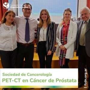 Reunión científica organizada por la Sociedad Argentina de Cancerología