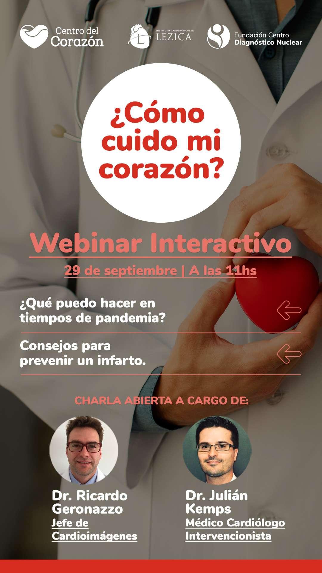 Webinar PET/TC en Inflamación/ Infección