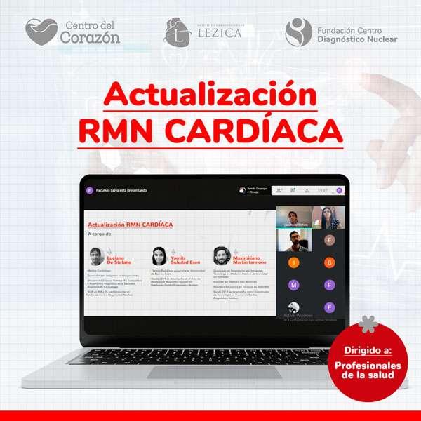 Actualización RMN CARDÍACA