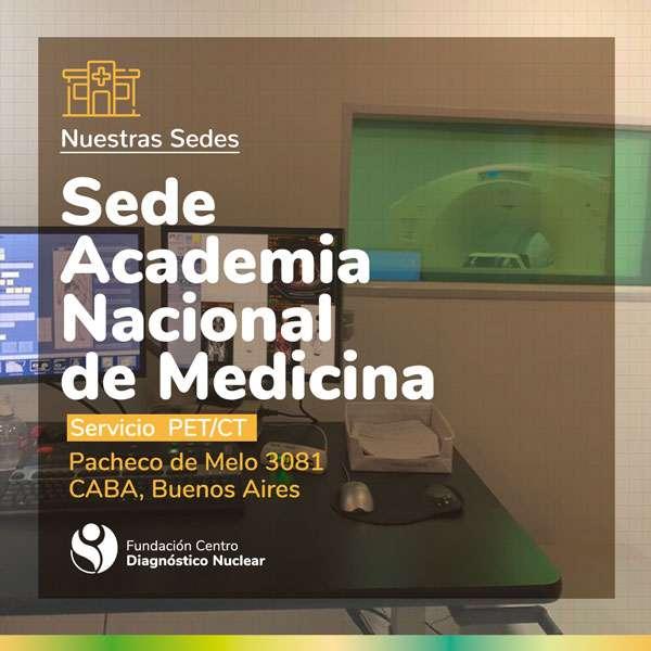 Sede Academia Nacional de Medicina FCDN